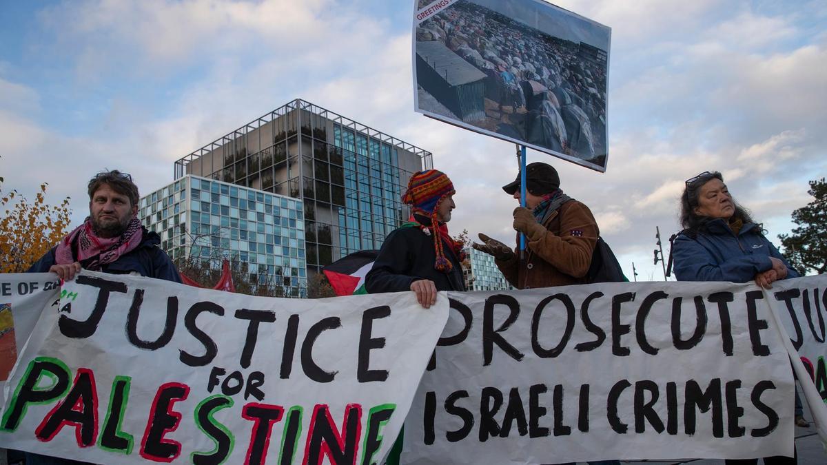 شکایت جدید نزد دیوان بینالمللی کیفری در خصوص جنایات جنگی ارتکاب یافته توسط مقامات اسرائیل و آمریکا در فلسطین