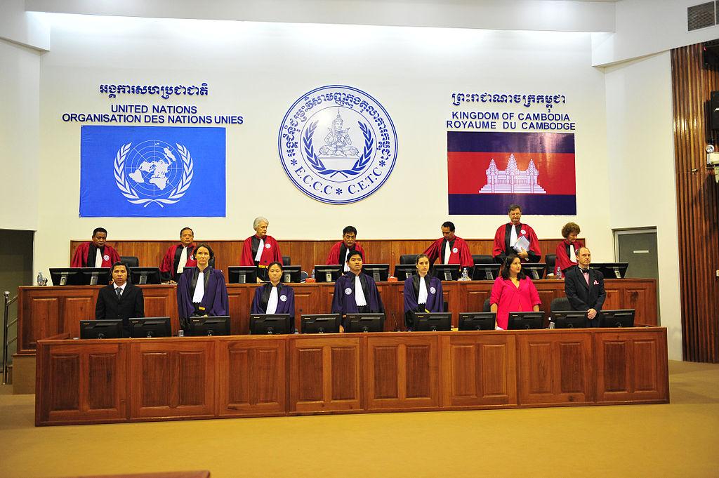 شعب فوقالعاده در دادگاههای کامبوج